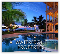 waterfront real estate, waterfront properties for sale